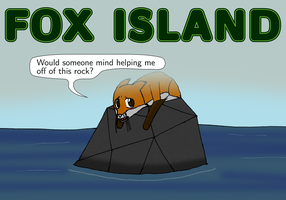 Fox Island by takeshita-kenji