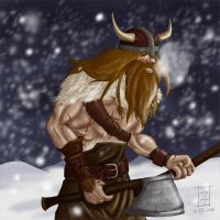 Viking by lord-sosuke