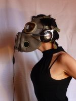 Gas mask party 4 by StockEffect