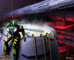 Waspinator CR tank by Lynx-Traveller