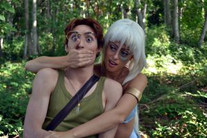 Kida/Milo by Lady-Ragdoll