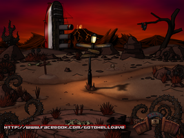 Desert Indie Game: Go To Hell Dave by GoToHellDave