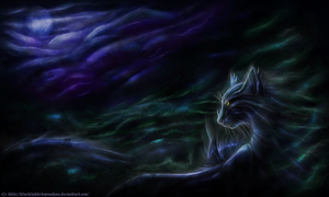 The Dark Mystic Shadow by Svartya