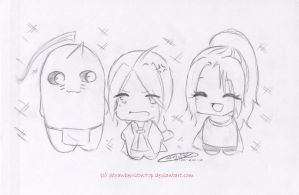 FMA Chibi Set-Commish-JTS by StrawberriOnTop