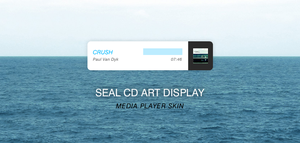 SEAL - CD ART DISPLAY by mangosango