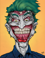The Joker's New Look by Grant-Leon-Smith