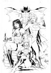 DC Girls by Leomatos2014