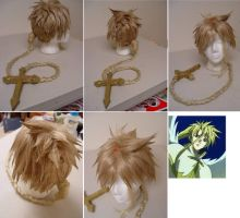 Krad Wig from D.N.Angel by taiyowigs