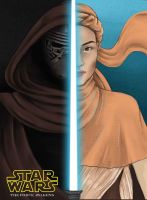 Star Wars by AsyaNor
