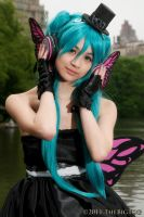 Magnet Miku by TheBigTog