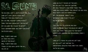 21 Guns by Babby-imtemito