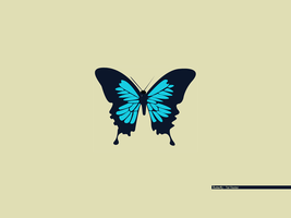 Butterfly - 1st Vector by VPGomes