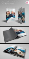 Professional Business Brochure by TonyB3