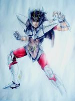 Seiya, the Asgard Saga by Rhafiel