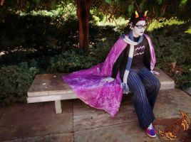 Eridan Ampora - Prince of Hope by artfulImpersonator