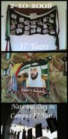 National Day in UAE 37 Years by lovelyfantasy