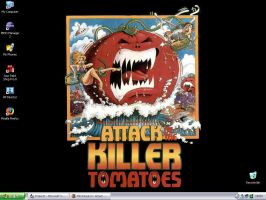 Attack of the Killer Tomatoes by HantsHammer