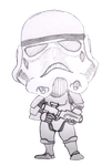 Stormtrooper by jajafilm