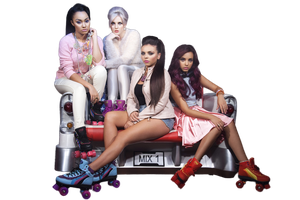Little Mix - PNG/Render by tommz2011