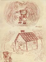 Hansel and Gretel by isuzu9