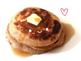 Banana Pancakes by Toasts