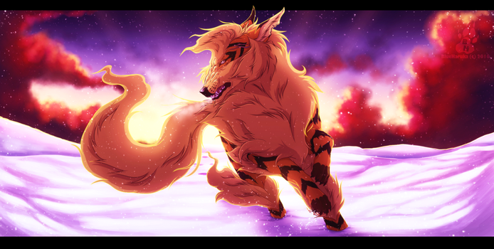 To the Break of Dawn- Commission by blueharuka