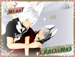 A early Christmas pic take it! DX by Cougi
