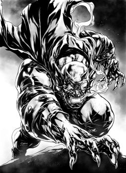 Etrigan The Demon by caananwhite