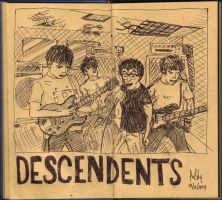 Descendents by paldipaldi
