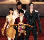 Guild Wars 2 - Family Photo by W-iesel