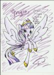 Princess Twilight Sparkle by AnimeRocks234