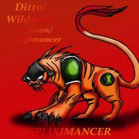 DITTO-WILDMUTT-SPLIXIMANCER by TheDocRoach