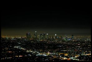 High In Los Angeles by 1Elevin1