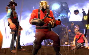 Team Fortress Oddities by Hellsing4682