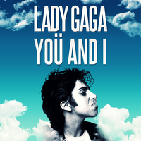Lady GaGa - You And I CD COVER by GaGanthony