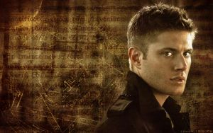 Dean, WP by Lorien79