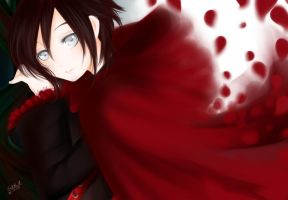 Red like Roses. by Berichan