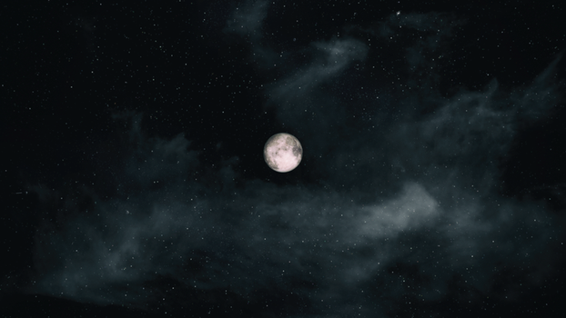 Stock|The Moon by Lehira-Rutherford
