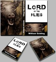 Lord of the Flies mock cover by JFarren