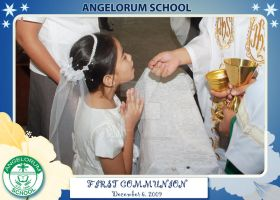 First Communion by tonieliemariae