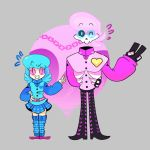 (Matching Outfits) Lewvi by TheUnorganized