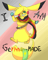 I am German-Chu by PikaIsCool