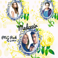 Medcezir PNG Pack by ipekhzl