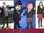 Digital Art Commissions: OPEN by Dogtorwho