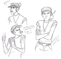 TF2 - Scoot Faces IDK by RavenScarlett