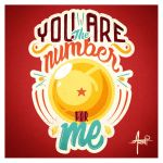 You are the number one for me. by AlbertoArni