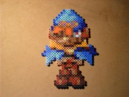 Super Mario RPG: Geno Perler by mecharichter