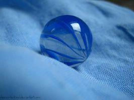 blue marble by Thavia
