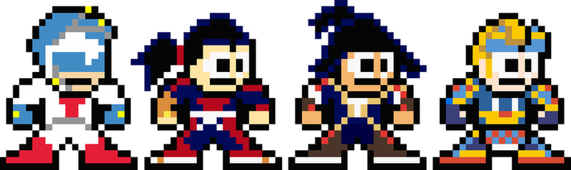 Dig Dug - Onimusha Heroes by chaoticdarkness