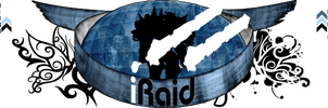 iRaid guild logo by Niteshader